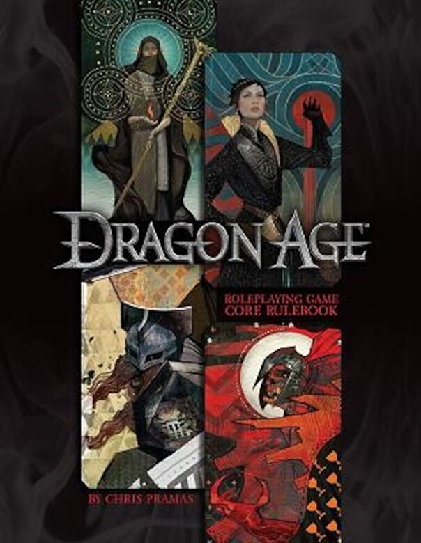 Chris Pramas - Dragon Age RPG Core Rulebook, Hardcover -