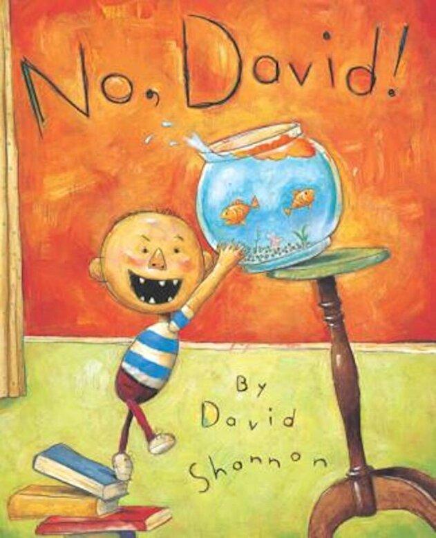 David Shannon - No, David!, Hardcover -