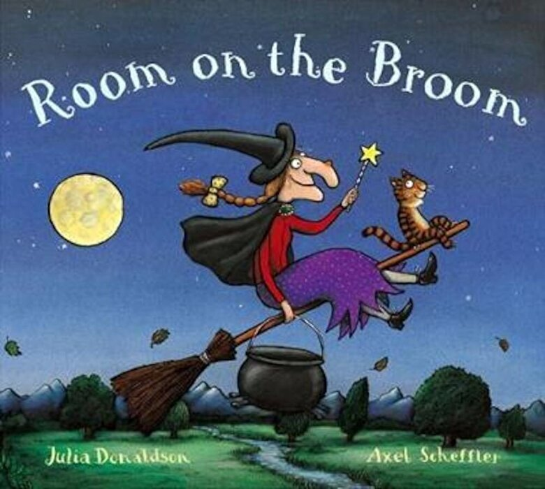 Julia Donaldson - Room on the Broom Big Book, Paperback -