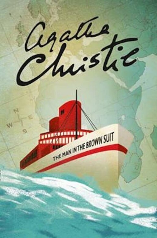Agatha Christie - Man in the Brown Suit, Paperback -