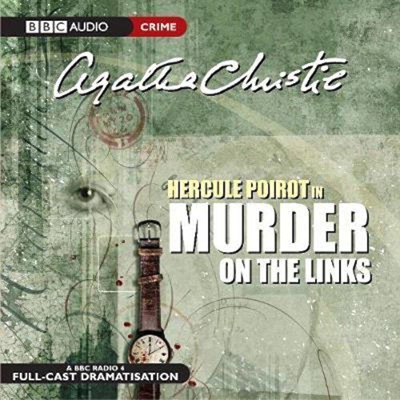 Agatha Christie - Murder On The Links, Hardcover -