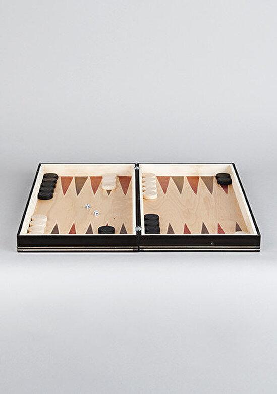 Medias - Joc Sah & Table, 44 cm, negru -