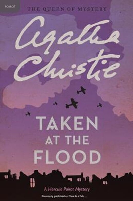 Agatha Christie - Taken at the Flood, Paperback -