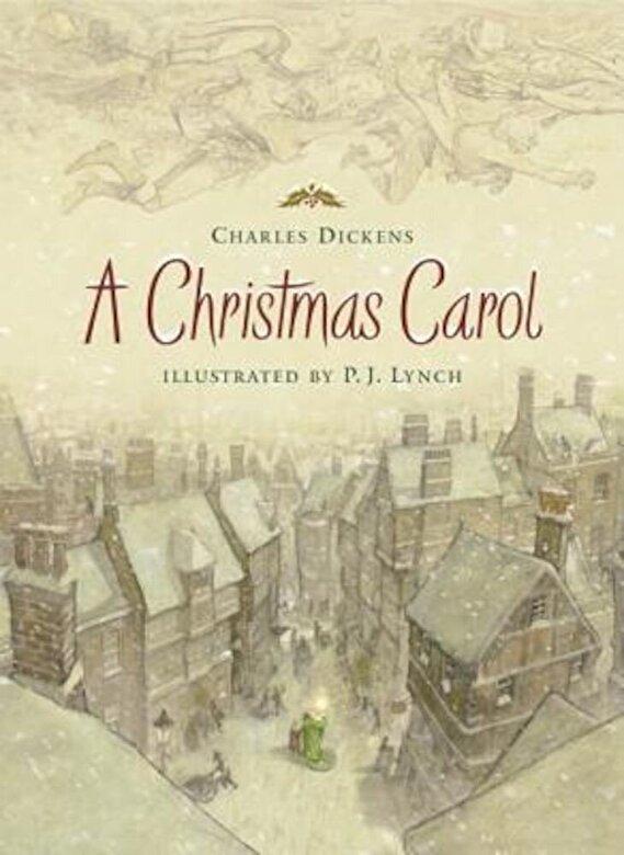 Charles Dickens - A Christmas Carol, Hardcover -