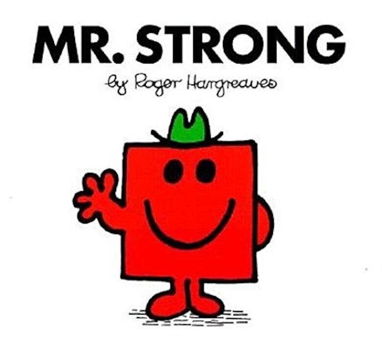 Roger Hargreaves - Mr. Strong, Paperback -