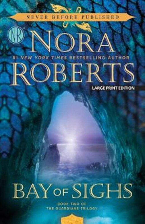 Nora Roberts - Bay of Sighs, Paperback -