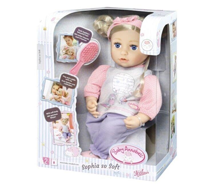 Zapf - Baby Annabell - Papusa Sophia -