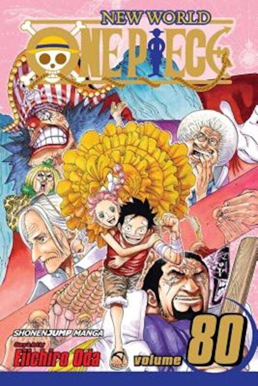 Eiichiro Oda - One Piece, Vol. 80, Paperback -