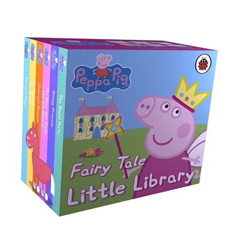 - Peppa Pig: Fairy Tale Little Library -