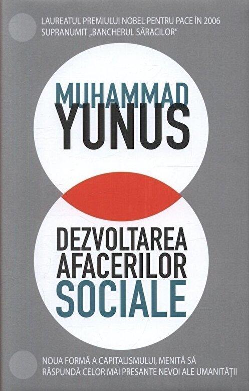 Muhammad Yunus, Karl Weber - Dezvoltarea afacerilor sociale -