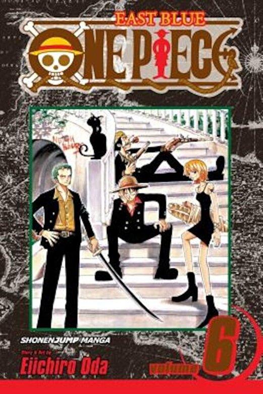 Eiichiro Oda - One Piece, Vol. 6: The Oath, Paperback -