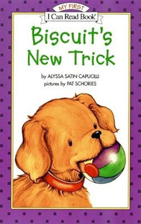 Alyssa Satin Capucilli - Biscuit's New Trick, Paperback -