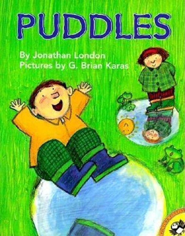 Jonathan London - Puddles, Paperback -