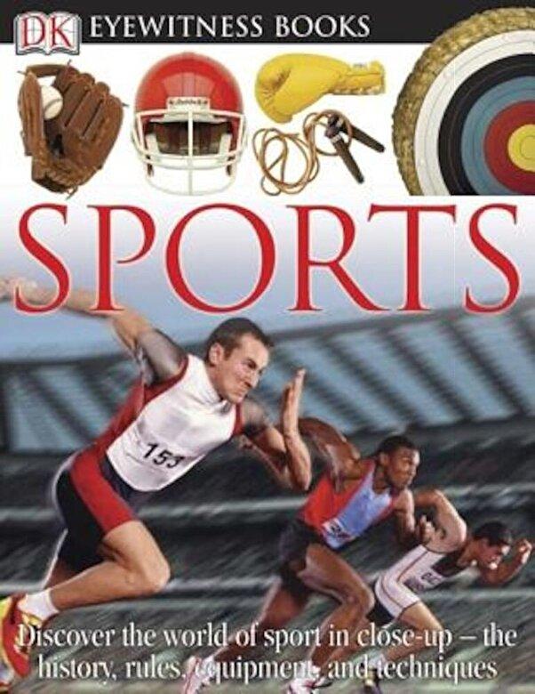 Tim Hammond - DK Eyewitness Books: Sports, Hardcover -