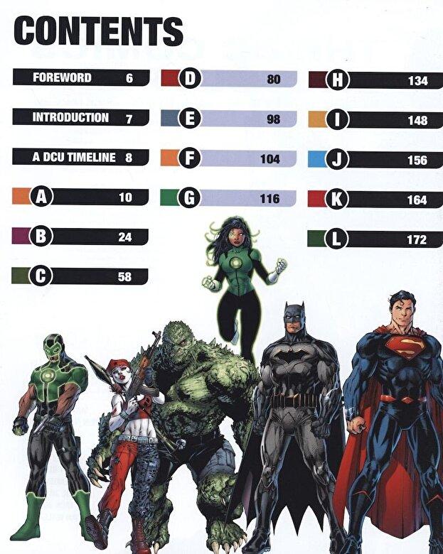 DK - DC Comics Encyclopedia All-New Edition, Hardcover -