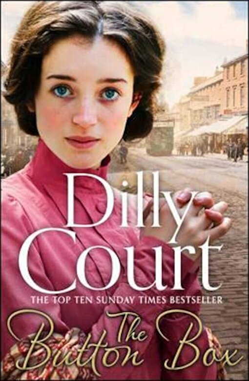 Dilly Court - Button Box, Paperback -