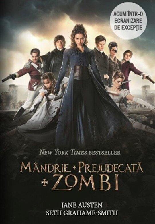 Jane Austen, Seth Grahame-Smith - Mandrie + Prejudecata +Zombi -