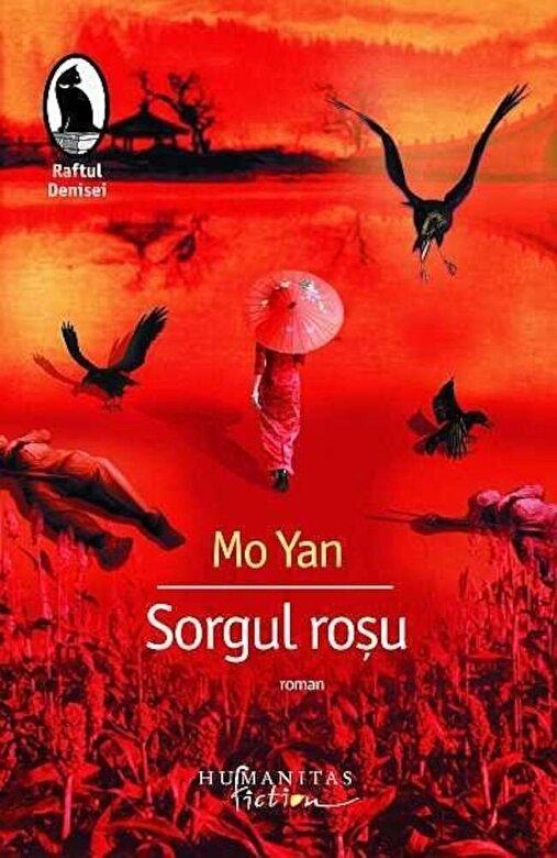 Mo Yan - Sorgul rosu. Editia 2012 -
