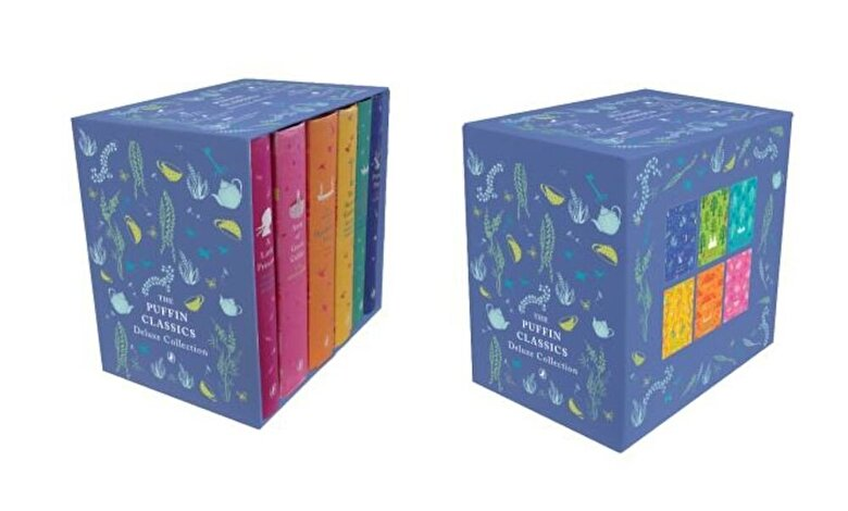 Various - The Puffin Classics Deluxe Collection, Hardcover -