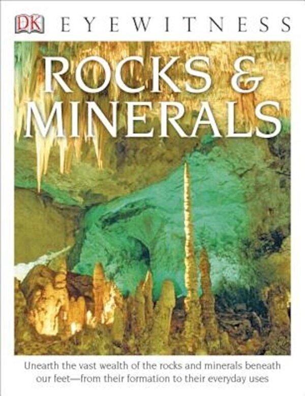 R. F. Symes - DK Eyewitness Books: Rocks & Minerals, Paperback -