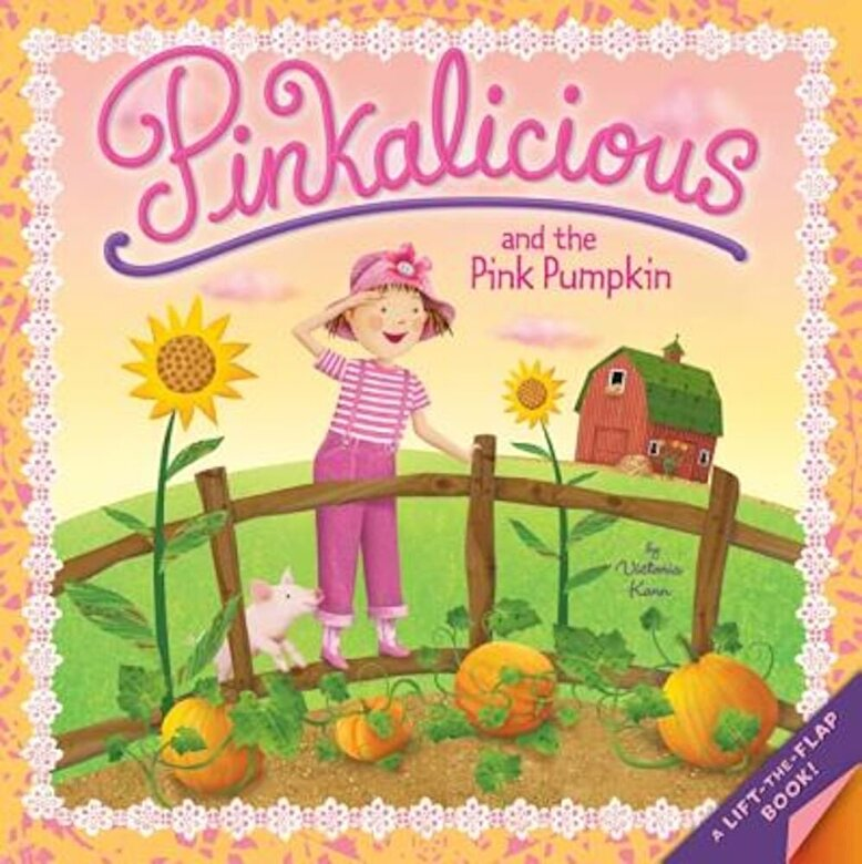 Victoria Kann - Pinkalicious and the Pink Pumpkin, Paperback -