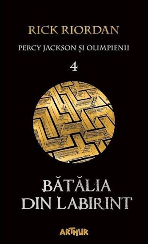 Rick Riordan - Percy Jackson, Vol 4 -