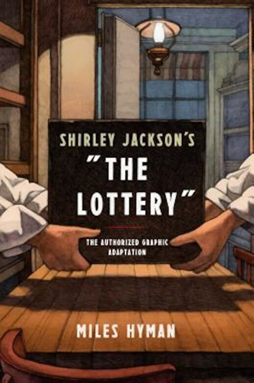 """Miles Hyman - Shirley Jackson's """"The Lottery"""": The Authorized Graphic Adaptation, Paperback -"""
