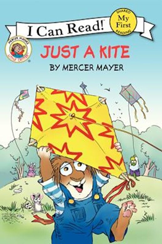 Mercer Mayer - Little Critter: Just a Kite, Paperback -