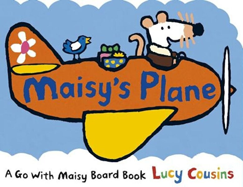 Lucy Cousins - Maisy's Plane, Hardcover -