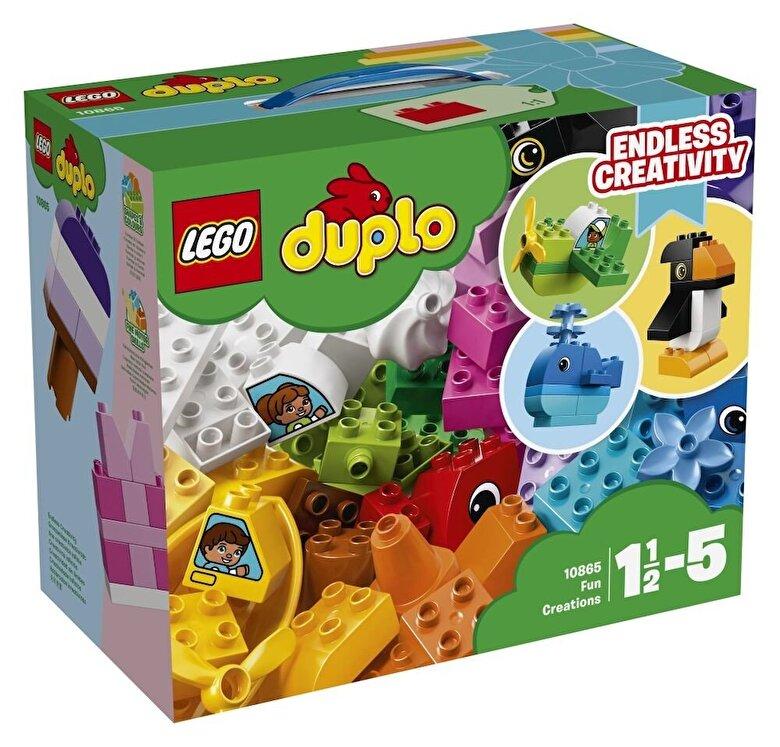 LEGO - LEGO DUPLO, Creatii distractive 10865 -