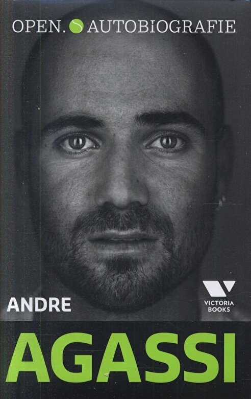 Andre Agassi - Open. O autobiografie -
