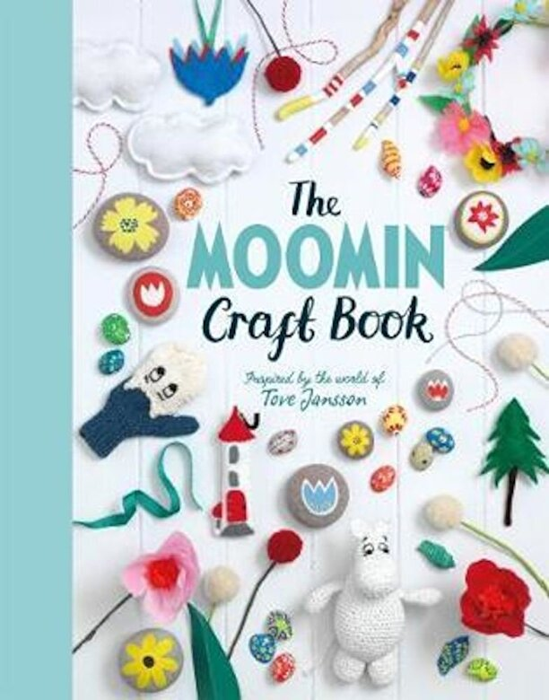 *** - Moomin Craft Book, Hardcover -