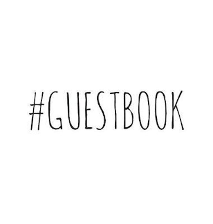 Lollys Publishing - #guestbook, Guests Comments, B&b, Visitors Book, Vacation Home Guest Book, Beach House Guest Book, Comments Book, Visitor Book, Colourful Guest Book,, Hardcover -