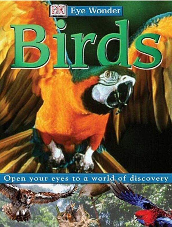 DK - Eye Wonder: Birds, Hardcover -