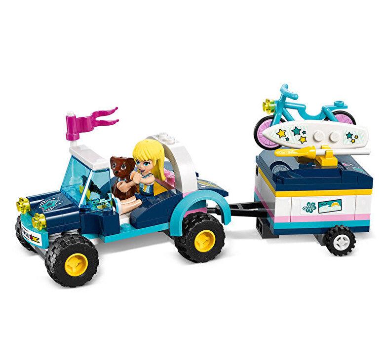 LEGO - LEGO Friends, Vehiculul cu remorca al Stephaniei 41364 -
