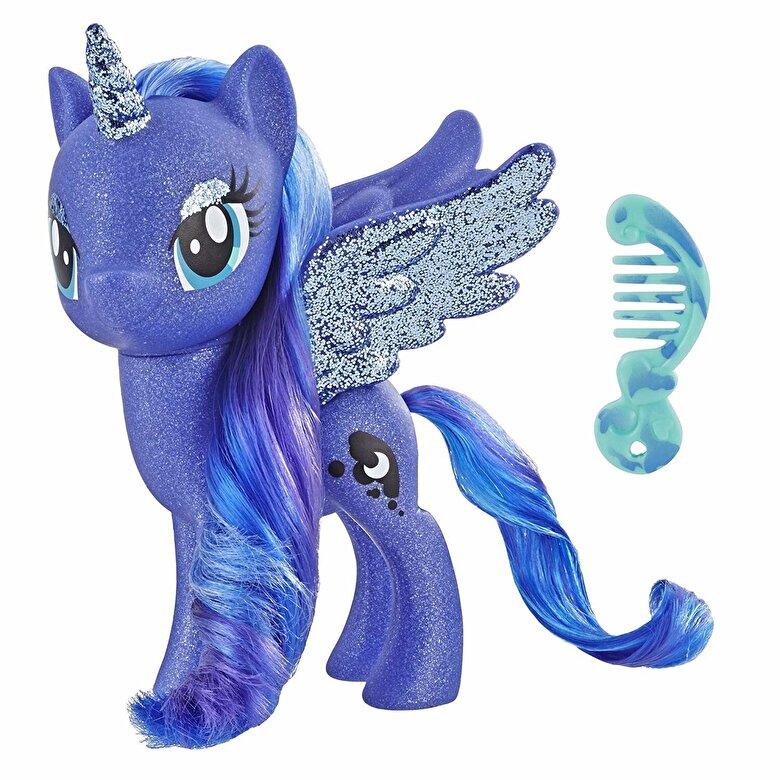 My Little Pony - My Little Pony, Figurina stralucitoare Princess Luna -