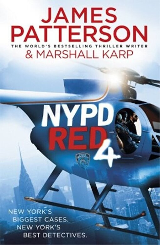 James Patterson - NYPD RED 4 -