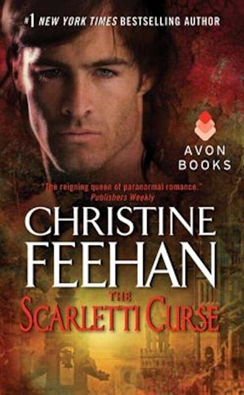 Christine Feehan - The Scarletti Curse, Paperback -