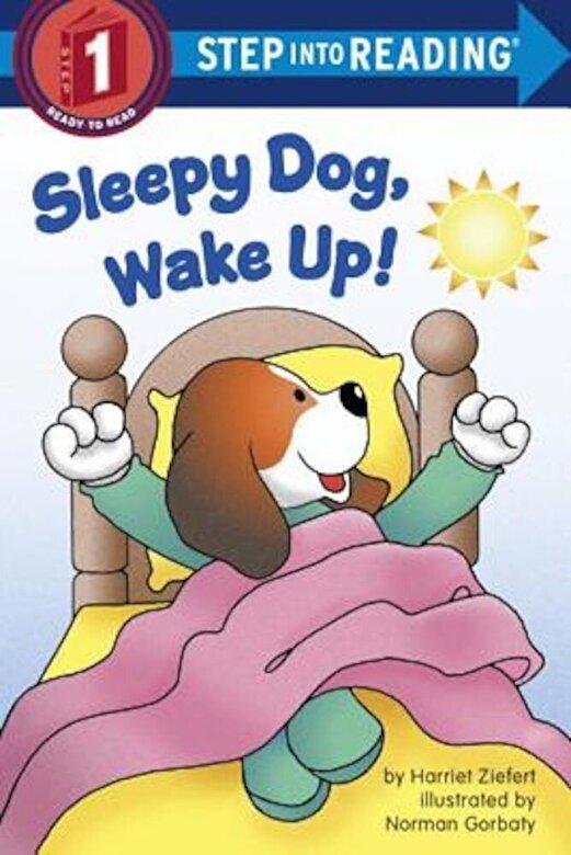 Harriet Ziefert - Sleepy Dog, Wake Up!, Paperback -