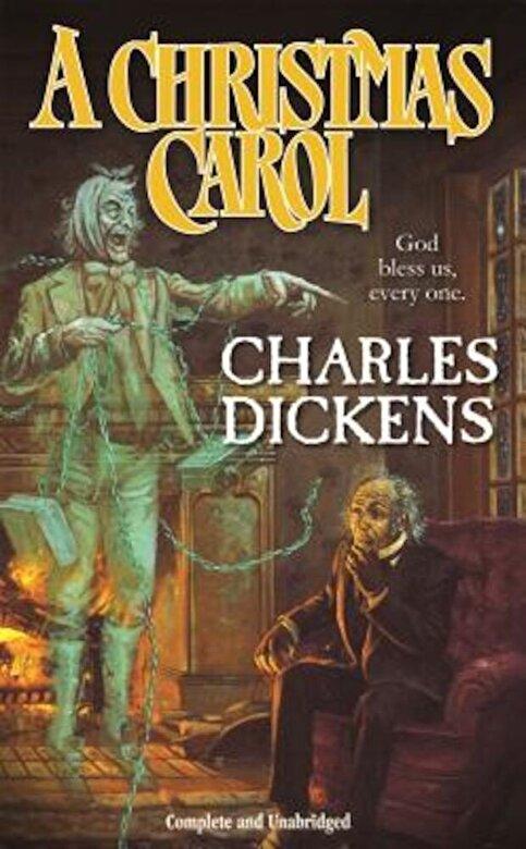 Charles Dickens - A Christmas Carol, Paperback -