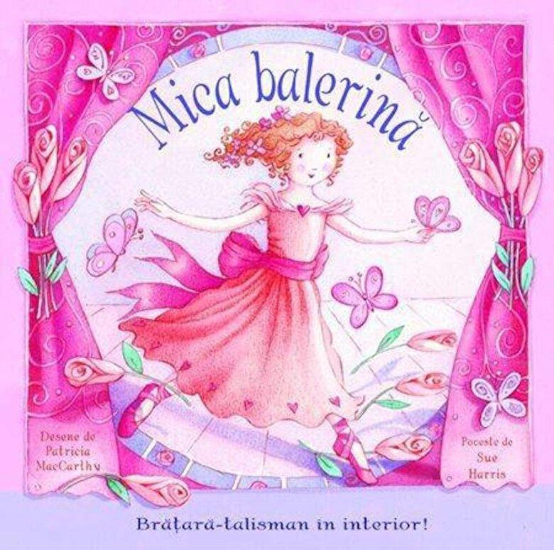 Sue Harris - Mica balerina -