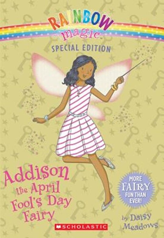 Daisy Meadows - Addison the April Fool's Day Fairy, Paperback -