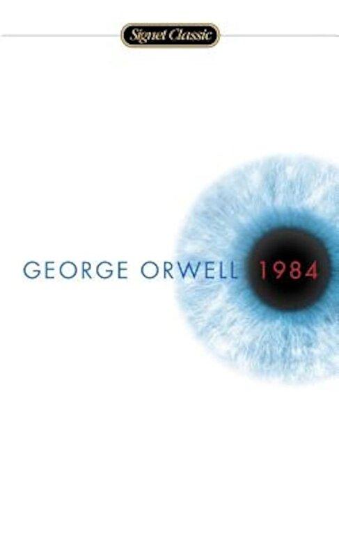 George Orwell - 1984, Hardcover -