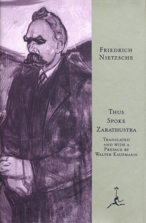 Friedrich Nietzsche - Thus Spoke Zarathustra: A Book for All and None, Hardcover -