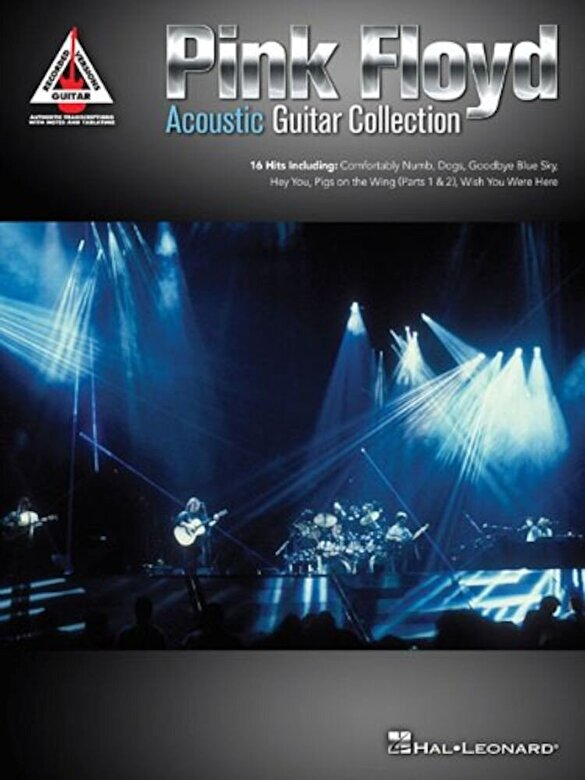 Pink Floyd - Pink Floyd - Acoustic Guitar Collection, Paperback -