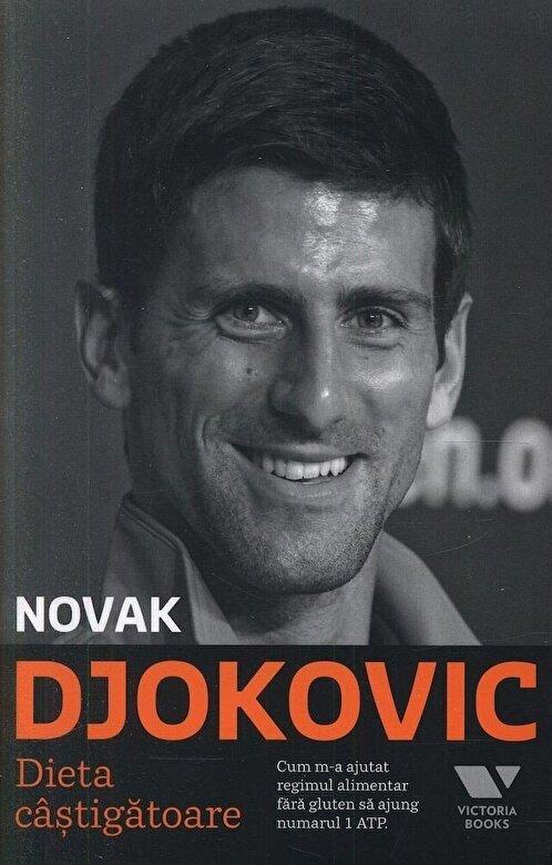 Novak Djokovic - Dieta castigatoare. Cum m-a ajutat regimul alimentar fara gluten sa ajung numarul 1 in ATP -