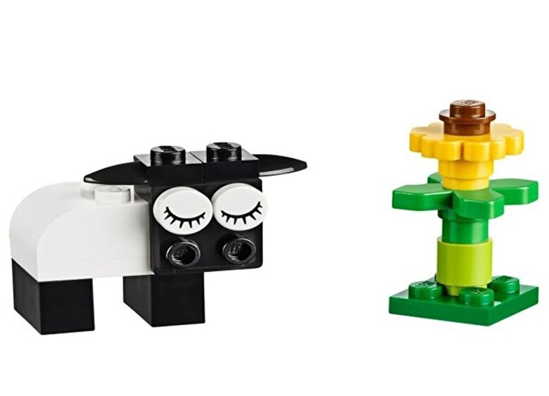 LEGO - LEGO Classic, Caramizi creative 10692 -