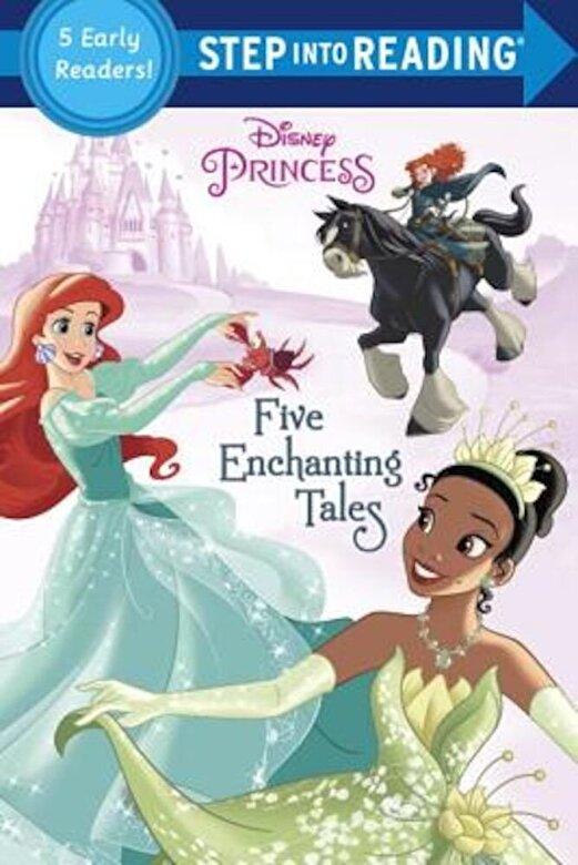 Disney Storybook Artists - Five Enchanting Tales (Disney Princess), Paperback -