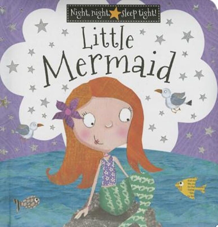 Thomas Nelson - Little Mermaid, Hardcover -