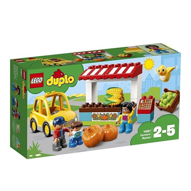 LEGO - LEGO DUPLO, Piata fermierilor 10867 -